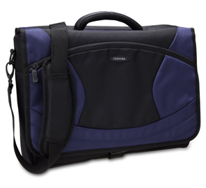 Toshiba laptop messenger bag